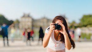 Paris Photography travel blogger